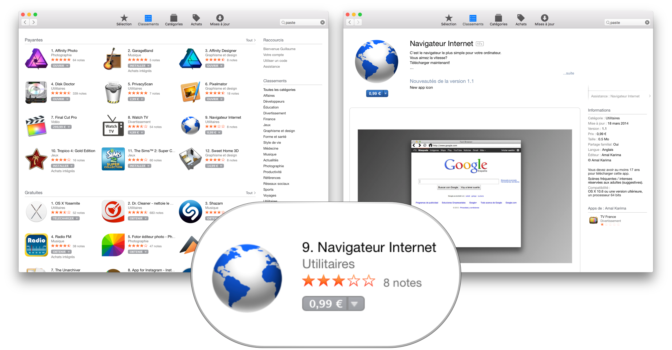Les abus des App Stores